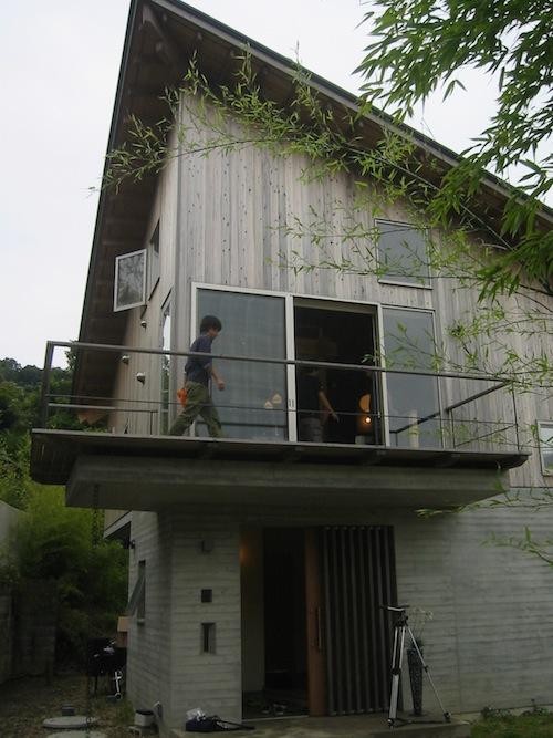 Studio PRANA のブログ 渡邊篤史「建もの探訪」の撮影でした